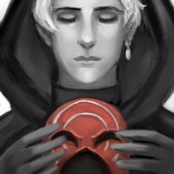 Day 6- Hades Mask
