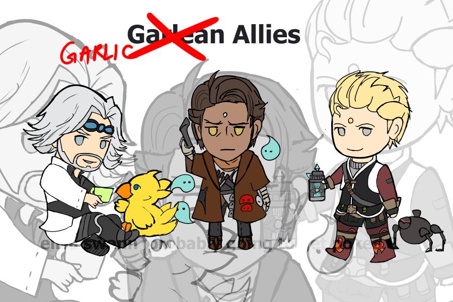 2021 Garlics (Garleans) Charm Series